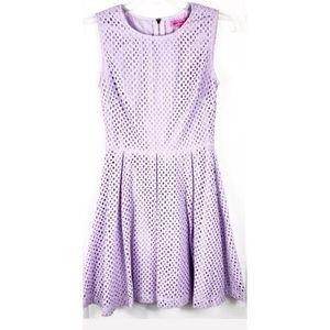 Betsey Johnson | Women's Lavender Dress